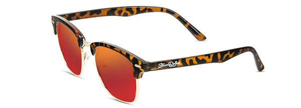 Steam Glossy-Tortoise Red Polarized