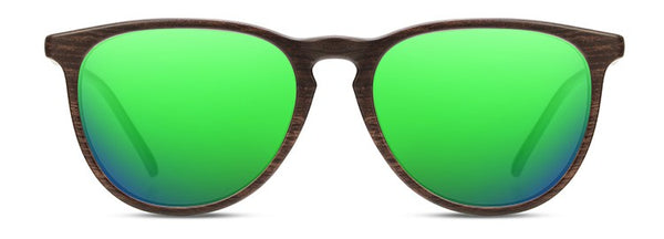 Roller Wood-Green Polarized