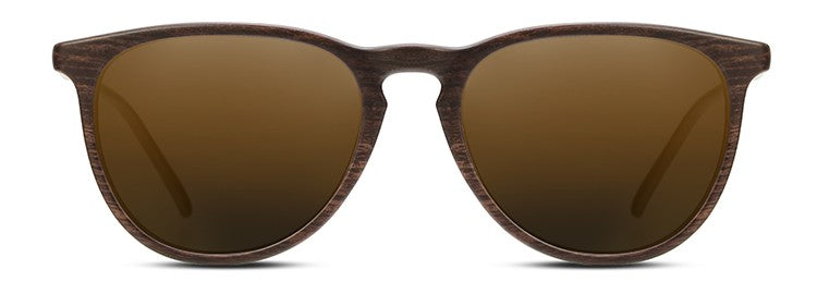 Roller Wood-Brown Polarized