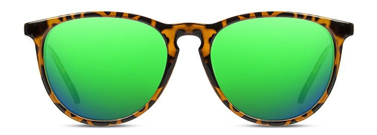 Roller Tortoise-Green Polarized