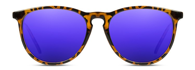 Roller Tortoise-Blue Polarized