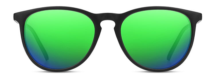Roller Sand Black-Green Polarized