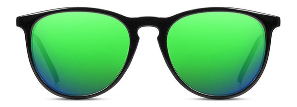 Roller Black Pearl - Green Polarized