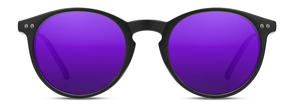 Moon Sand Black Purple Polarized