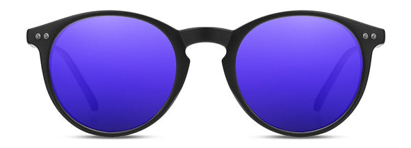Moon Sand Black Blue Polarized