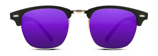 Steam Sand Black Purple Polarized