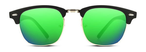 Steam Sand Black Green Polarized