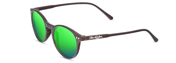 Moon Wood Green Polarized