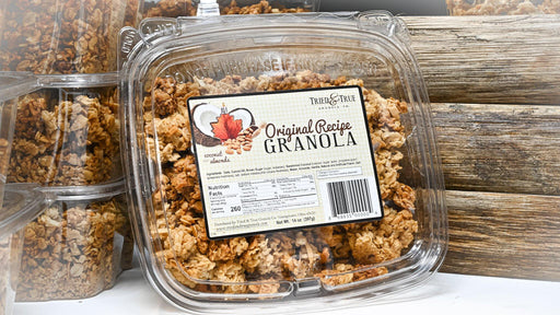Original Recipe Granola 14oz - Kauffman's Dutch Market