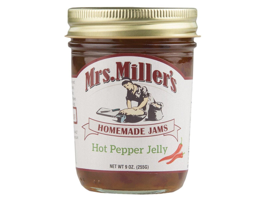 Mrs Millers Hot Pepper Jelly - Kauffman's Dutch Market