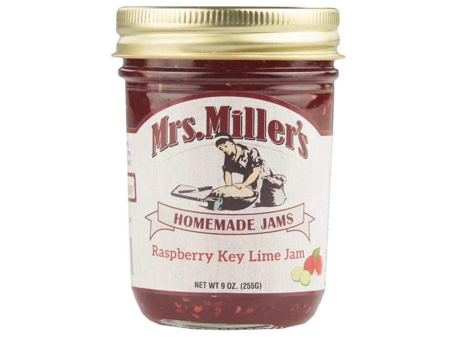 Mrs Millers Raspberry Key Lime - Kauffman's Dutch Market