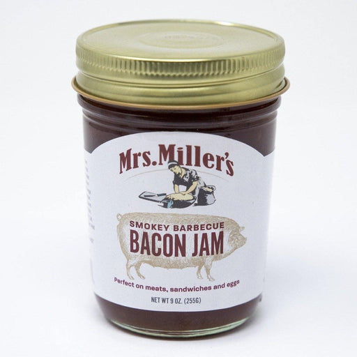 Mrs Millers Smokey BBQ Bacon Jam - Kauffman's Dutch Market