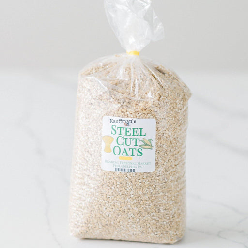 Steel Cut Oats 2lb - Kauffman's Dutch Market