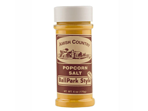 Amish Country Ballpark Style Popcorn Salt - Kauffman's Dutch Market