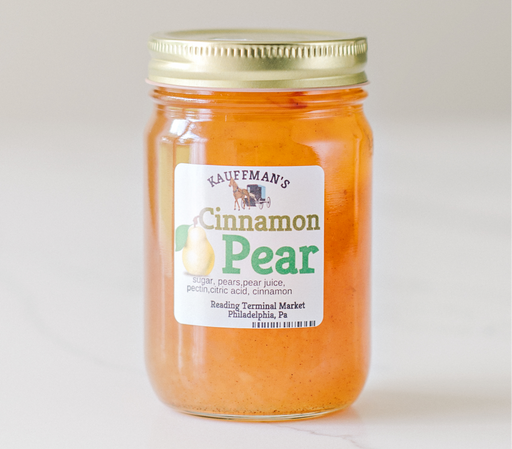 Cinnamon Pear Jam - Kauffman's Dutch Market