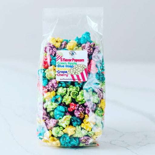 Five Flavor Popcorn 8oz - Kauffman's Dutch Market