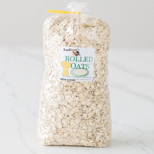 Rolled Oats 24oz - Kauffman's Dutch Market