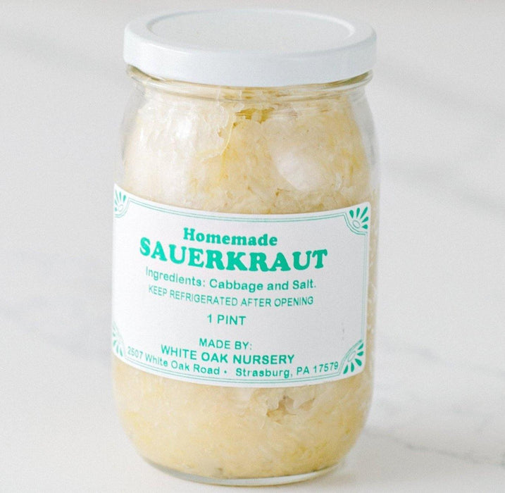 Homemade Saurkraut - Kauffman's Dutch Market