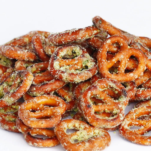 Emma's Seasoned Pretzels - Kauffman's Dutch Market