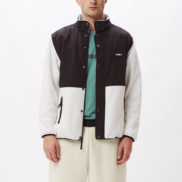 Obey - Commando Jacket - Cream multi
