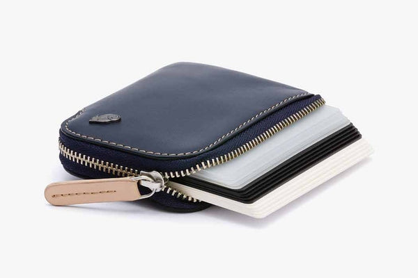 Bellroy Card Pocket - Blue Steel