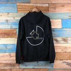 Forw4rd Positive 4 Hoodie - Black