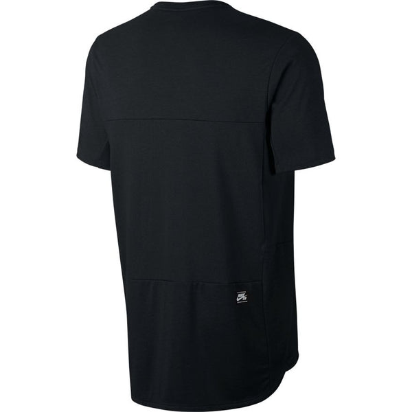 Men's Nike SB Dry T-Shirt - Black