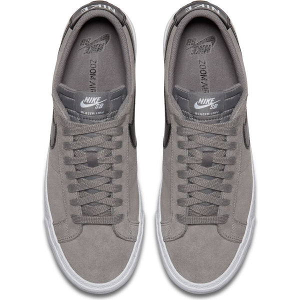 Nike SB Blazer Zoom Low - Grey / Black