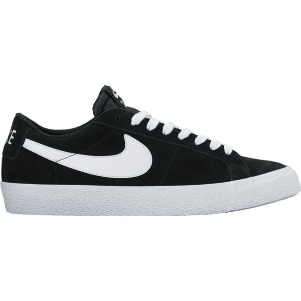 Nike SB Blazer Zoom Low - Black/White-Gum Light Brown