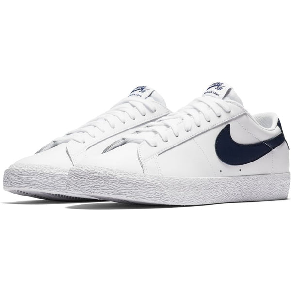 Nike SB Zoom Blazer Low - White/Obsidian