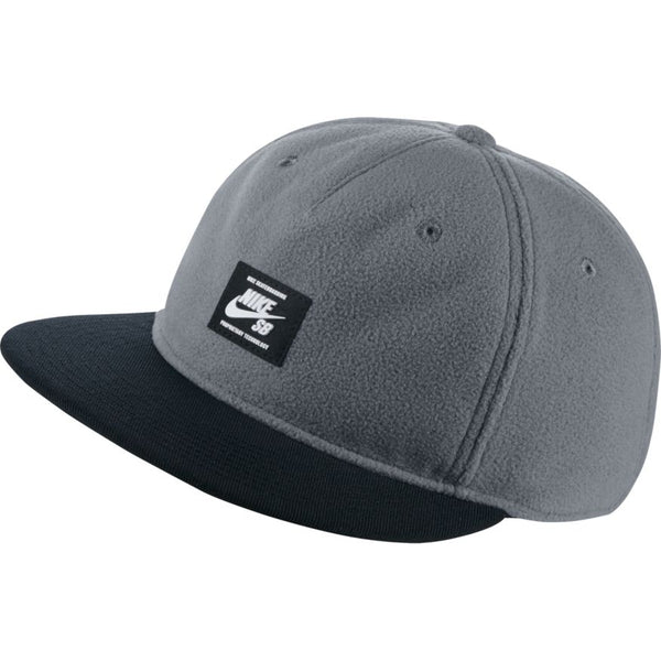 Nike SB Warmth True Hat COOL GREY/BLACK