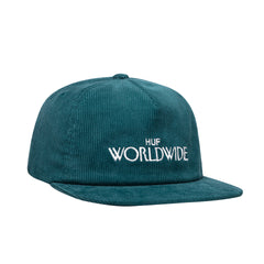 HUF Archive Strapback Hat - Deep Jungle