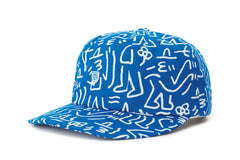 Brixton - B-Shield III Cap - Royal/White