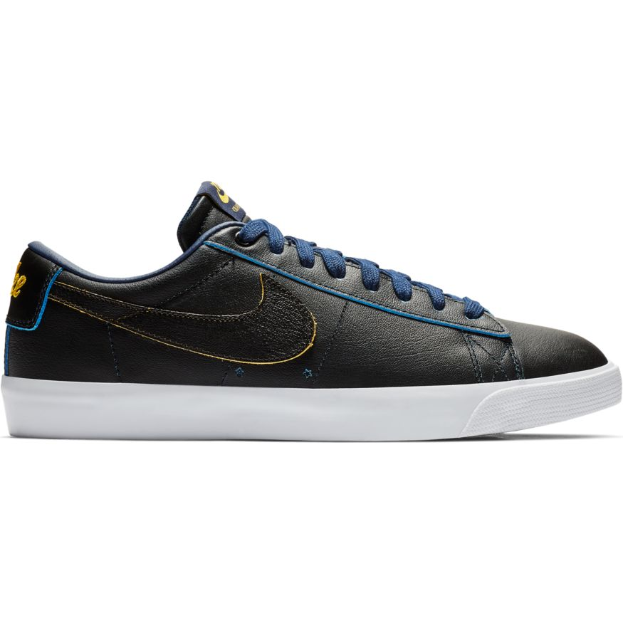 81781a01489b Nike SB Zoom Blazer Low GT NBA - Black Black-Amarillo Coast – Forw4rd