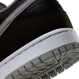 Nike SB Dunk Low Pro -Black/Medium Grey-Black-White