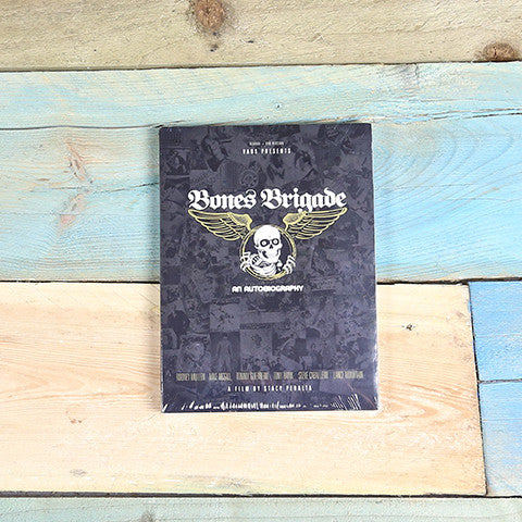 Bones Brigade An Autobiography Bluray