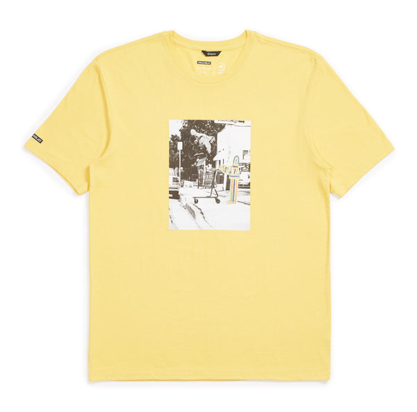 Brixton - Cart S/S Tee - Yellow