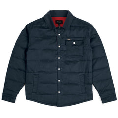 Brixton Cass Jacket - Steel Blue