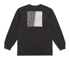 Brixton - Crowd II L/S Tee - Black