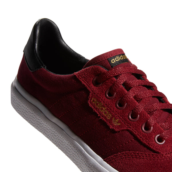 Adidas 3MC - Burgundy/Black/Gold