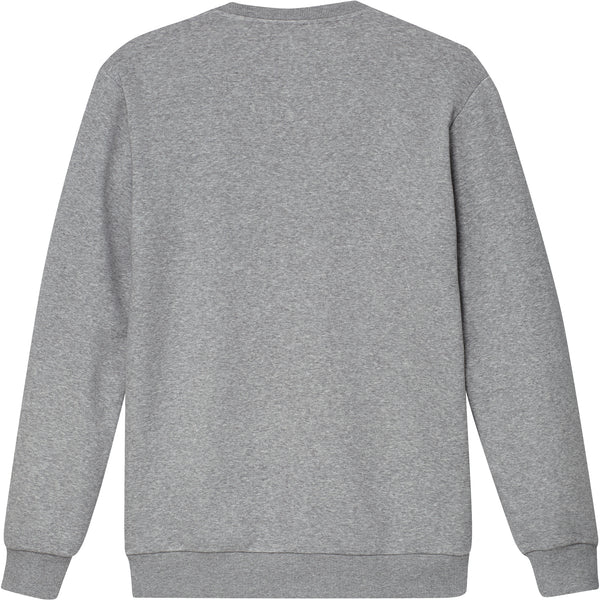Adidas BB Crewneck Sweatshirt - Core Heather/Black/White