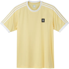 Adidas Club Jersey - Easy Yellow/White