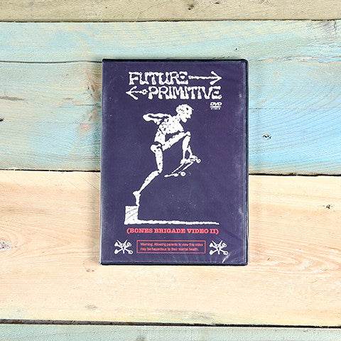 Future Primitive DVD