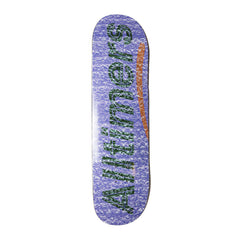 Alltimers Bubble Wrap Deck Lavender 8.5""