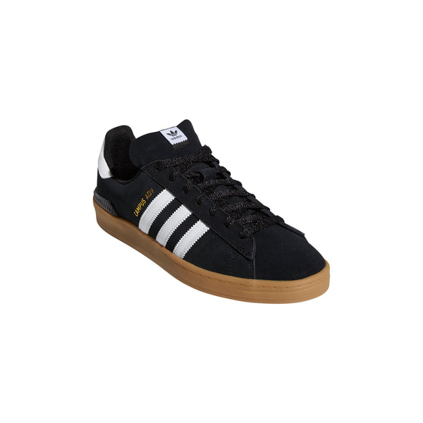 Adidas Campus ADV - Core Black / White / Gum