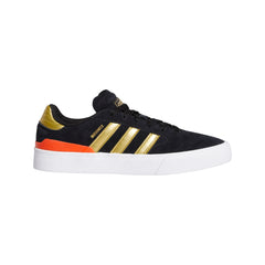 Adidas Busenitz Vulc II - Core Black/Gold Met/Solar Red