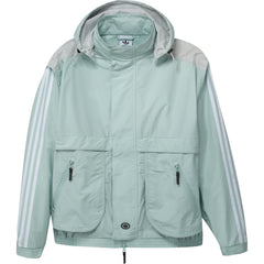 Adidas Blackrock Jacket - Green Tint/Grey