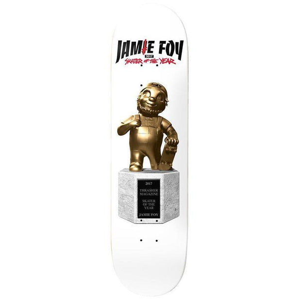 DEATHWISH - JAMIE FOY BIG BOY SOTY TROPHY DECK - 8.0
