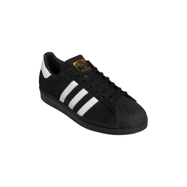 Adidas Superstar ADV - Black White Gold
