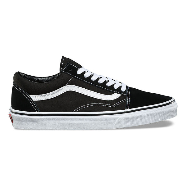 Vans Old Skool Classics - Black/White
